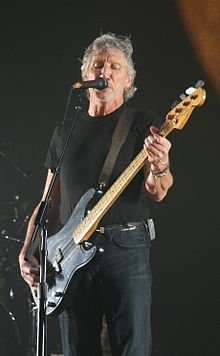 Pink Floydian Roger Waters will play The Wall at Valley View Casinorena Sunday night. Stand still, laddy!