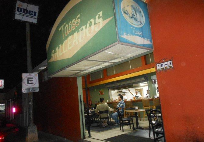La Ermita, aka Tacos Salceados