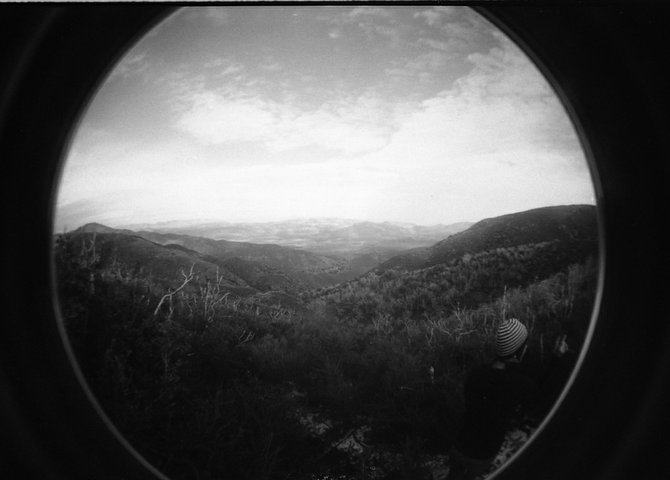 Julian Valley Fisheye