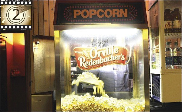 The 100-year-old Ken Cinema has the best popcorn in town!