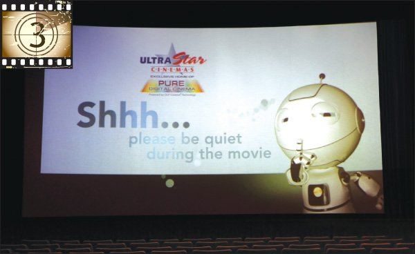 UltraStar Mission Valley Cinemas at Hazard Center, San Diego's premier showcase for film festivals, is facing demolition.