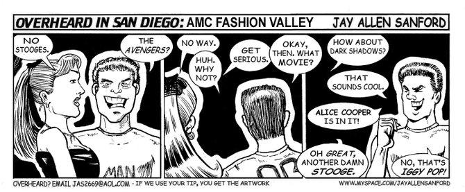 AMC Fashion Valley