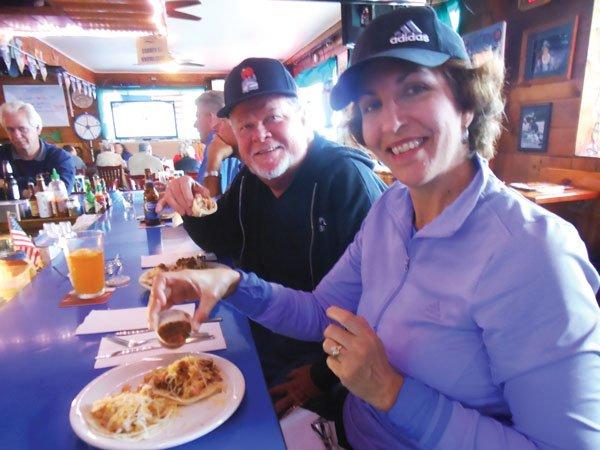 Doug and Cheryl