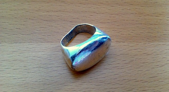 My ruined ring
