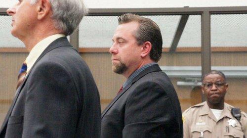 Michael Christian Koch, 44, made a deal.  Photo Bob Weatherston