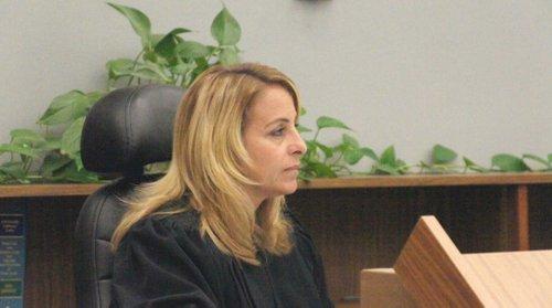 Superior Court Judge Kimberlee Lagotta.  Photo Bob Weatherston