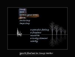 a poem 2 quiet u...as if u need it...hahahahahaha