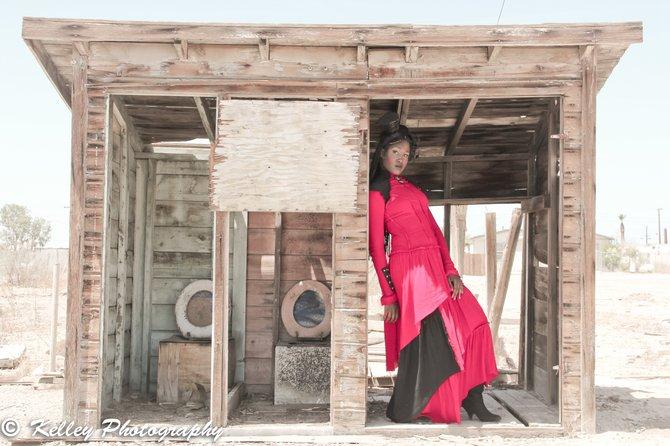 Still Standing - Standing Still / Salton Sea, California