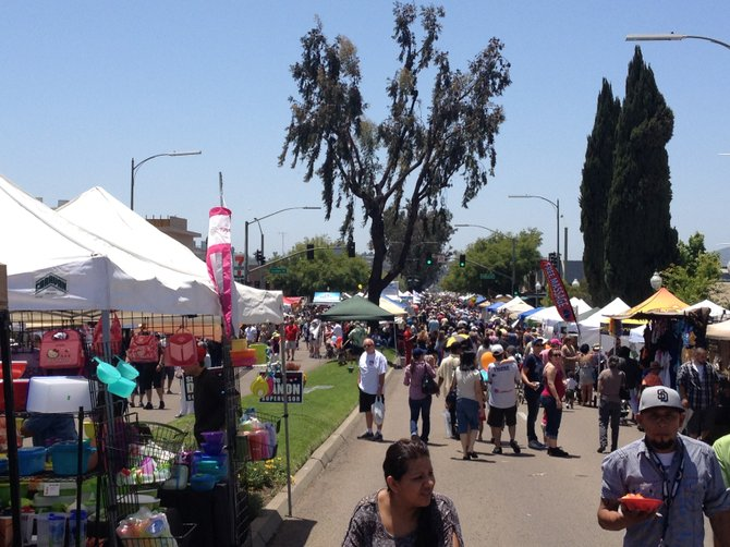 Escondido Street Fair!