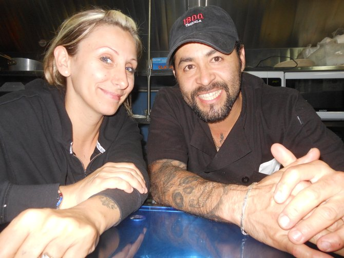 Kika and Tony