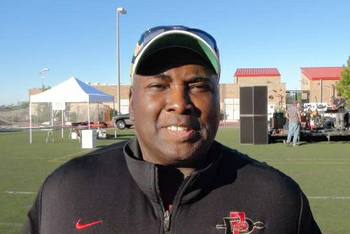 Former Padre Tony Gwynn, now head coach of the San Diego Aztecs baseball team (photo courtesy of XX 1090 AM).