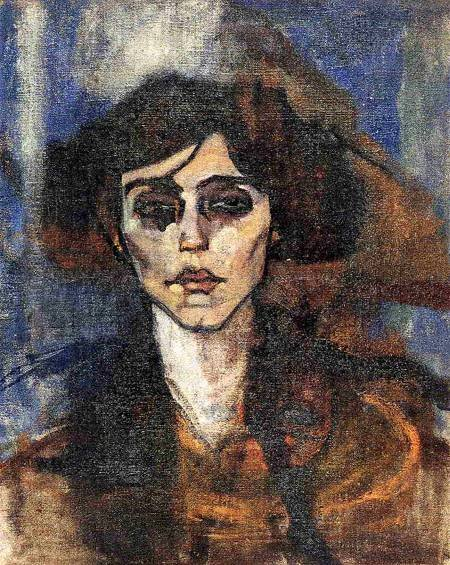 Portrait of Maude...Modigliani