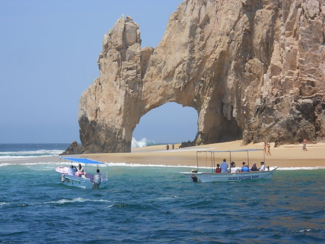 End of land Cabo