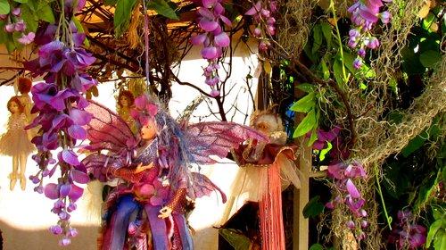 Fairy Shop in Faire's Marketplace
