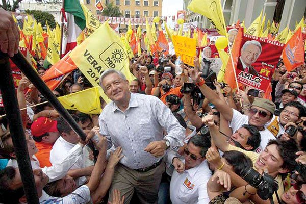 A near winner six years ago, López Obrador is a favorite to win Mexico's presidency.