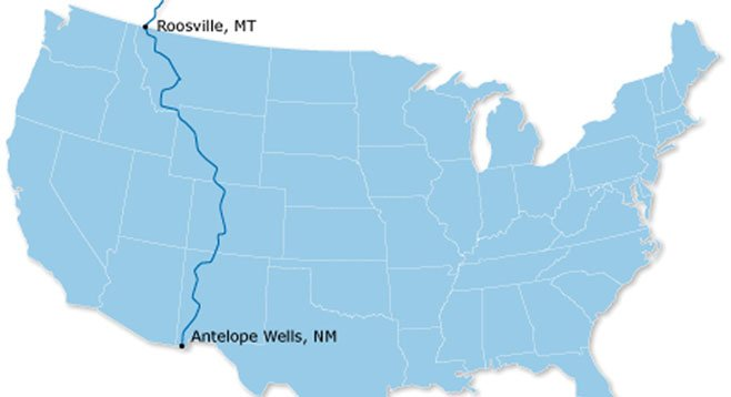 The Tour Divide is the longest off-pavement bike race in the world and climbs almost 200,000 vertical feet.