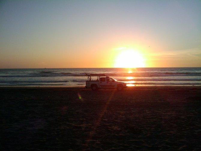 Sunset San Diego!