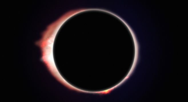 The August 1999 total solar eclipse was the first visible in the U.K. since 1927.     (stock photo)