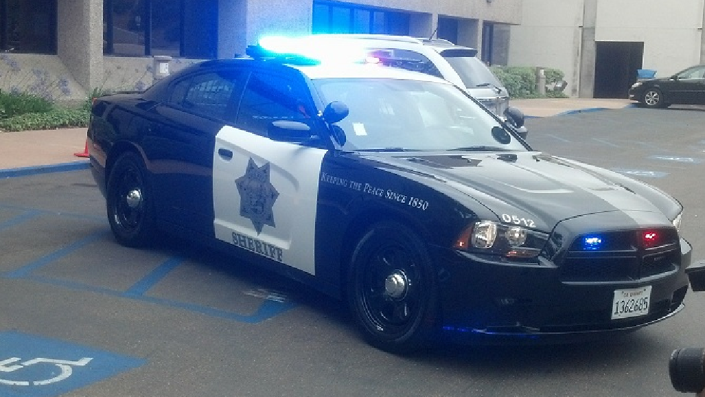 San Diego Sheriff S New Car Reads License Plates Fast