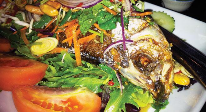 Thai Food Citrus Park