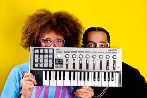 Electropop duo LMFAO brings the Party Rock to Valley View Casinorena Saturday night.