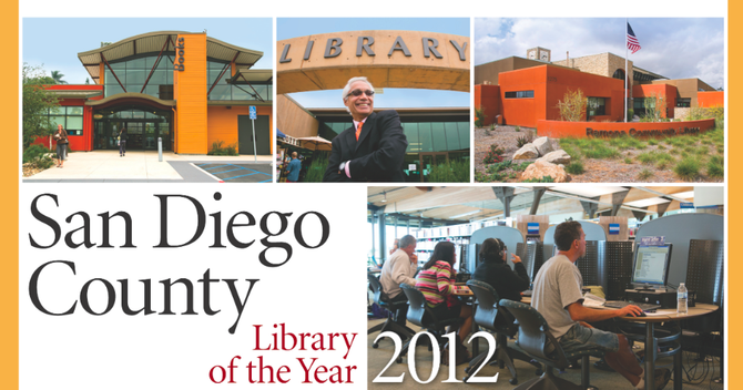 From the cover of Library Journal