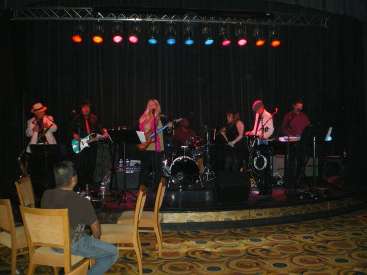 Breez'n Jamming at Harrahs