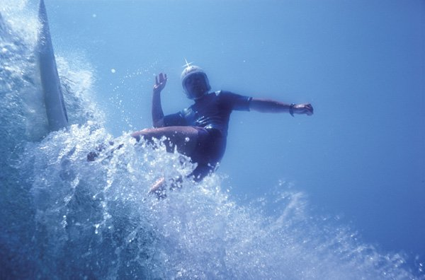 Chris O'Rourke, 1970s surfing prodigy, is the subject of a book by surf photographer Kirk Lee Aeder.