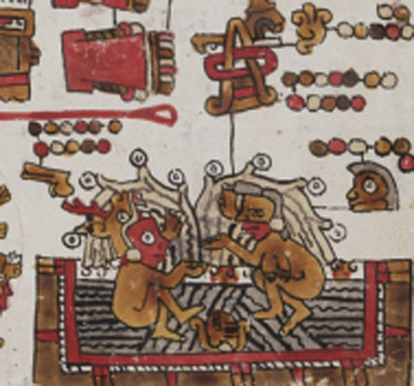 Codex Selden (A.D. 1556–1560)