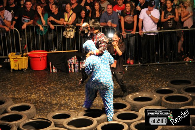 Fernet-Branca Barback Games @4th&B photo