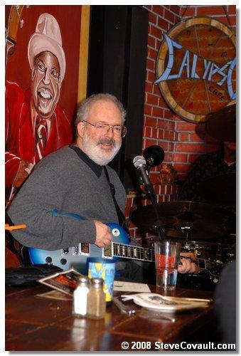 Jack Tempchin at Calypso Cafe, Encinitas, CA