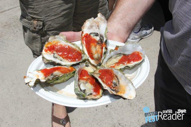 Oysterfest 2012 photo