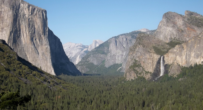 A Long Weekend In Sequoia And Yosemite San Diego Reader
