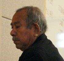 Corazon Paulino Flores, now 70. Photo Bob Weatherston