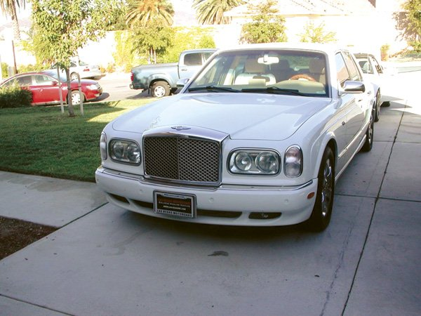 """""""Crooks always do something stupid to lead you to them."""" Sheriff's deputies found David Zepeda after he filed  a report that his Bentley had been vandalized."""