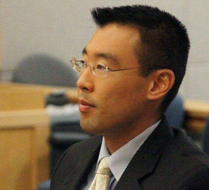 Prosecutor Keith Watanabe.