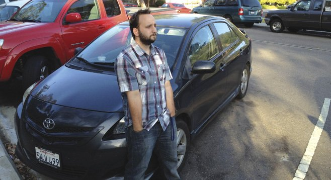 Cheapest Gas In San Diego >> Yaris Driver James Pugh on Podcasts and Google | San Diego Reader