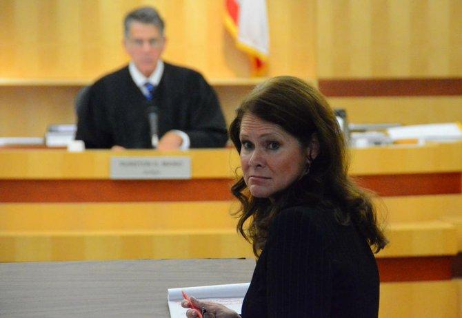 Guylin Cummins in court June 27 2012.