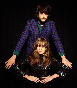 Dream-pop duo Beach House bring Bloom to House of Blues on Sunday.
