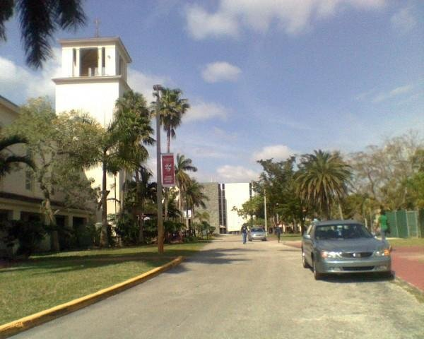 "Miami Shores, FL. ""Barry University."""