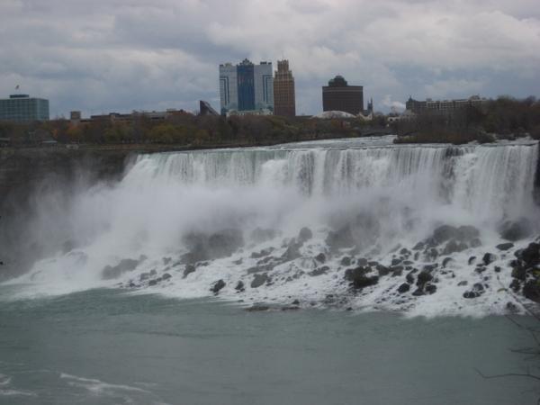 Niagra Falls...