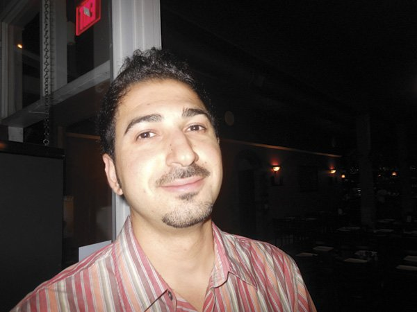 """Mezzah means 'tapas' in Arabic,"" says owner Ammar."