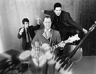 Reverend Horton Heat will fire up House of Blues on Sunday.