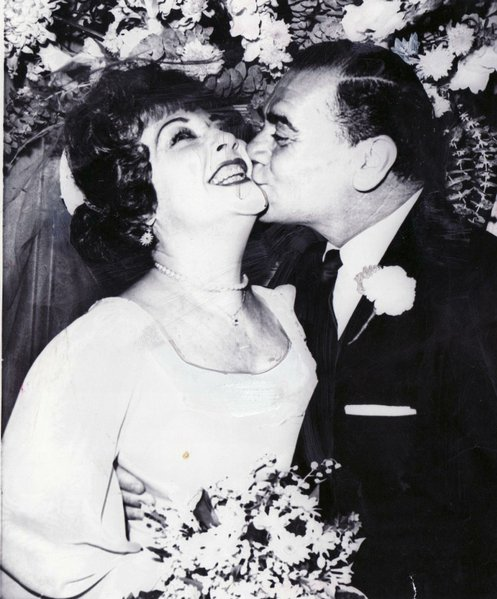 His greatest performance: Mr. Ethel Merman. The 1964 marriage barely lasted a month.