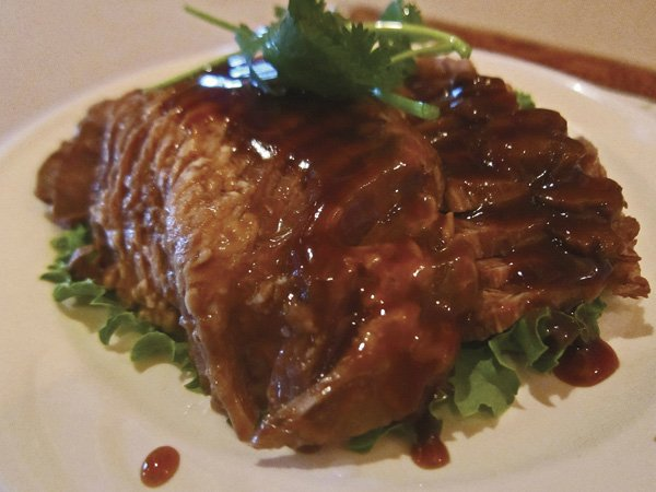 Chin's Five Spice Beef