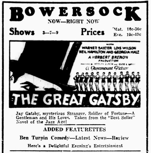 "From the ""Lawrence Journal-World,"" Dec. 28, 1926."