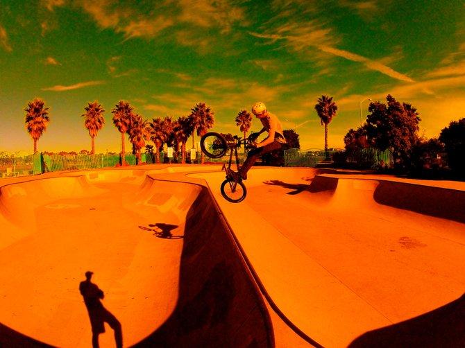 Ocean Beach Skate Park