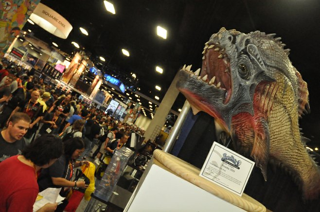 2012 San Diego Comic-Con! photo
