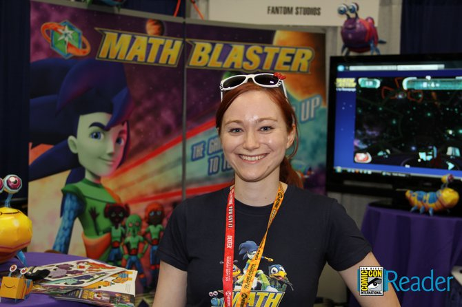 Did you guys know Math Blaster is still at thing?!