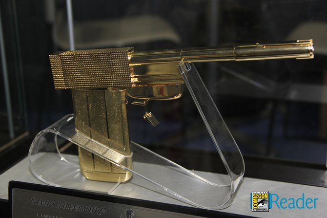The Golden Gun!